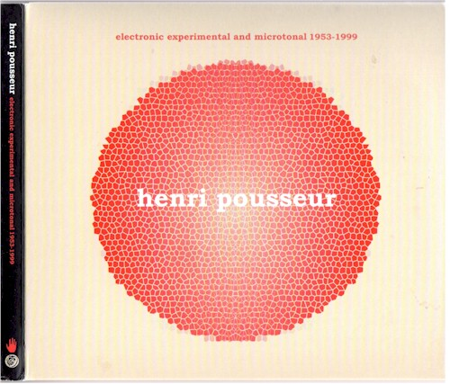 Pousseur CD Cover