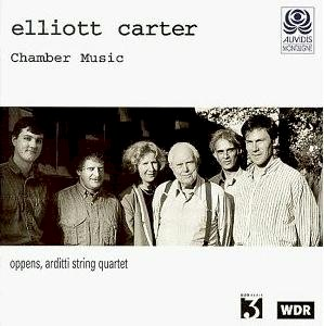 Elliott Carter CD
