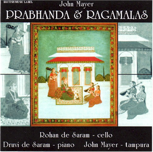 Prabhanda And Ragamalas CD Cover