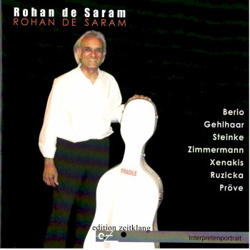 Interpretenportrait CD Cover